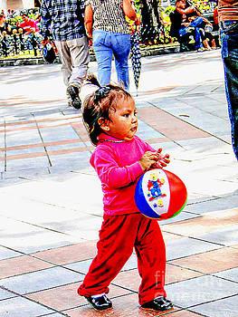Cuenca Kids 1093 by Al Bourassa