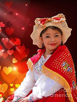 Cuenca Kids 928 by Al Bourassa