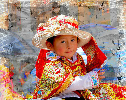 Cuenca Kids 942 by Al Bourassa