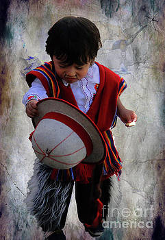 Cuenca Kids 944 by Al Bourassa