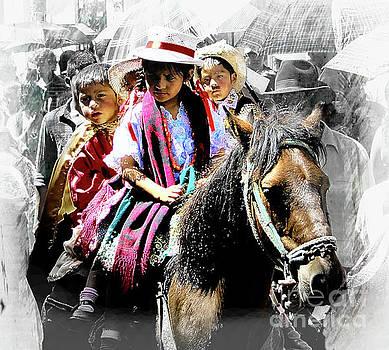 Cuenca Kids 946 by Al Bourassa