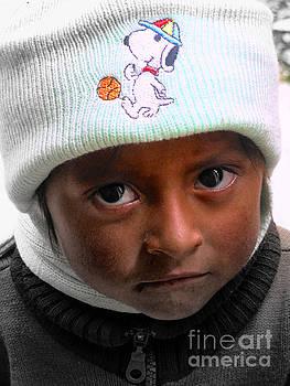 Cuenca Kids 947 by Al Bourassa