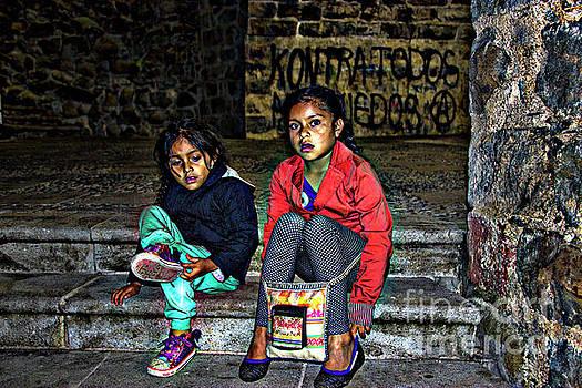 Cuenca Kids 953 by Al Bourassa