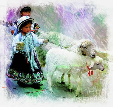 Cuenca Kids 998 by Al Bourassa