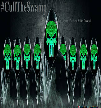 Cull The Swamp by Rick Elam