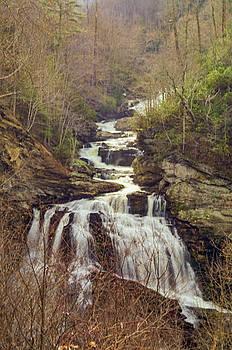 Tony Crehan - Cullasaja Falls - North Carolina USA