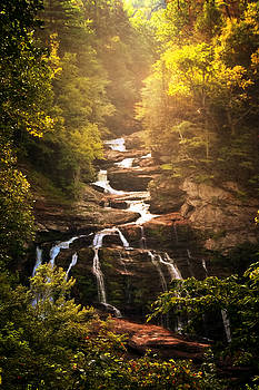 Susan Rissi Tregoning - Cullasaja Falls