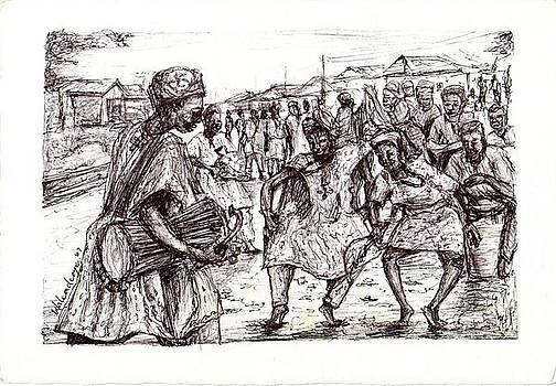 Cultural Dance by Wale Adeoye