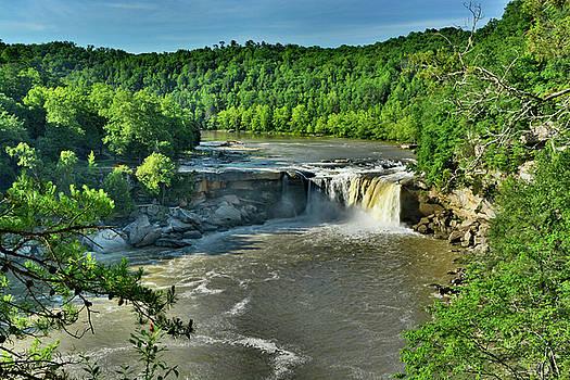Cumberland Falls by Ben Prepelka
