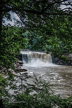Cumberland Falls by Joann Copeland-Paul