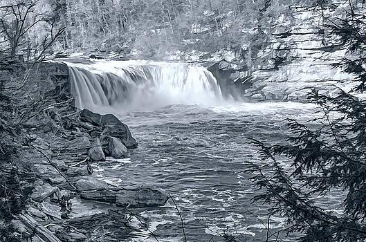 Tony Crehan - Cumberland Falls - Kentucky USA
