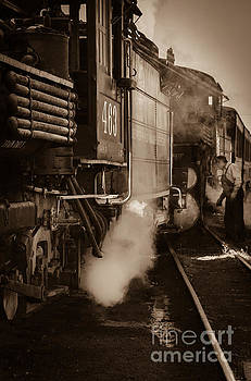 Cumbres and Toltec Steam Train  by Scott and Amanda Anderson