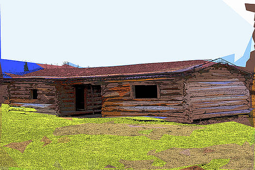 Cunningham Cabin by Rick Thiemke