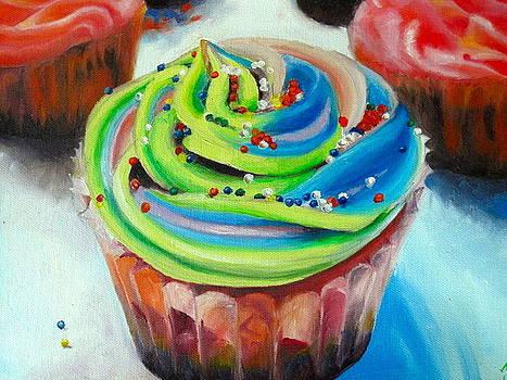 Cupcake  by Mackenzie Matthews