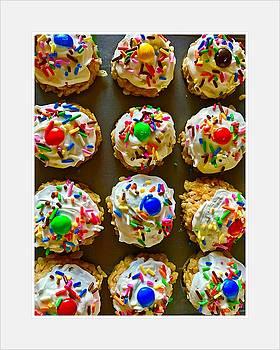 Cupcake Revenge by Jennifer Cadence Spalding