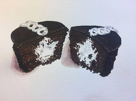 Cupcake by Sharon Gerber