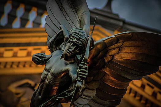 Cupids Arrow  by Luis Rosario