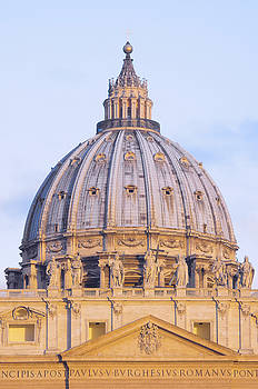 Vyacheslav Isaev - Cupola of Saint Peter Basilica
