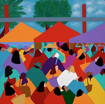 Curacao Market by Synthia SAINT JAMES