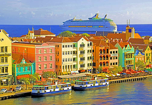 Dennis Cox WorldViews - Curacao Sail Away