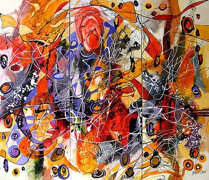 Curcubeul din gradina by Elena Bissinger