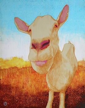 Curious Goat by John Pinkerton