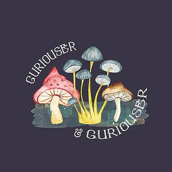 Curiouser and Curiouser by Heather Applegate
