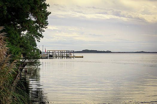 Currituck Sound 2 by Carolyn Ricks