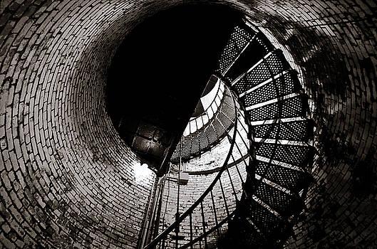 Currituck Spiral II by David Sutton