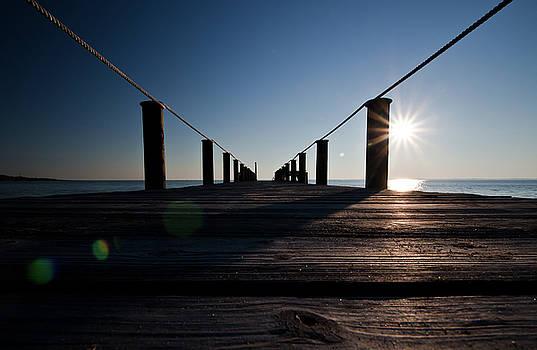 Currituck Sunset by David Sutton