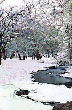 Sam Davis Johnson - Curry Stream Winter