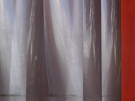 Plastic Curtain Time by Ross Odom