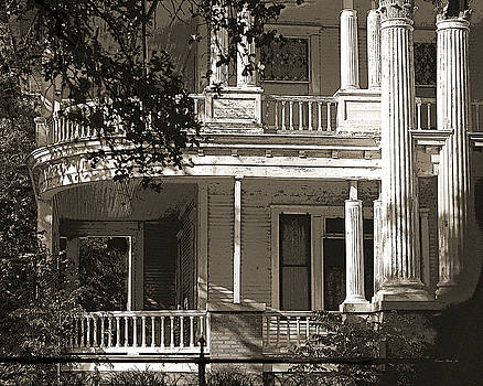 Curved Porches by Connie Fox