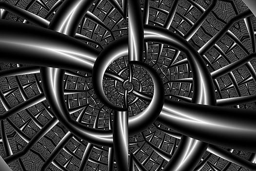 Curves and Grids by Mark Eggleston
