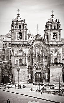 Darcy Michaelchuk - Cusco Cathedral