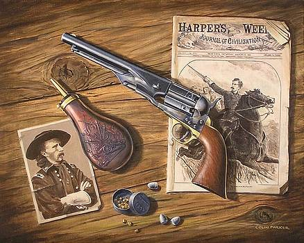 'Custer's Colt' by Colin Parker