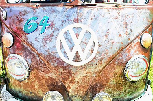 Custom 1964 VW Bus by Nate Heldman