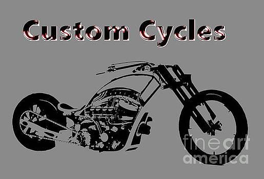 Custom Cycles by Mark Moore