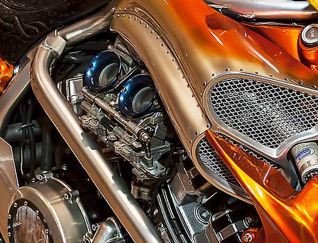 Custom Motorcycle by Brian Kinney