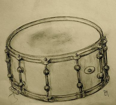 Custom Snare by Pete Maier