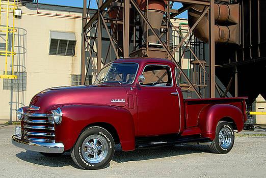Custom Truck by Dick Pratt