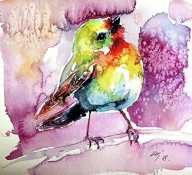 Cute little bird V by Kovacs Anna Brigitta