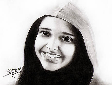 Cute look by Himanshu Jain
