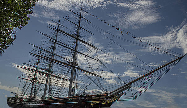 Cutty Sark by Suanne Forster
