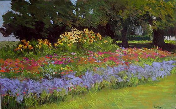 Cutting Garden by Jan Frazier
