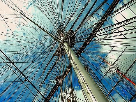 Cutty Sark by Gerald Greenwood