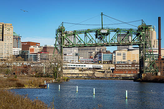 Cuyahoga River  by Tim Fitzwater