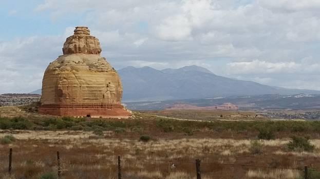 Cybel's Castle Utah by Bret Sheppard