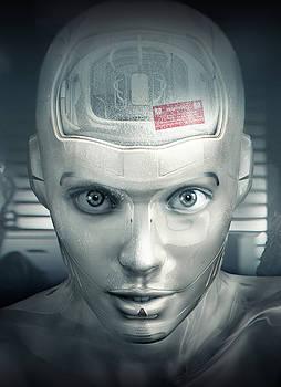 Cyborg by Joe Roberts