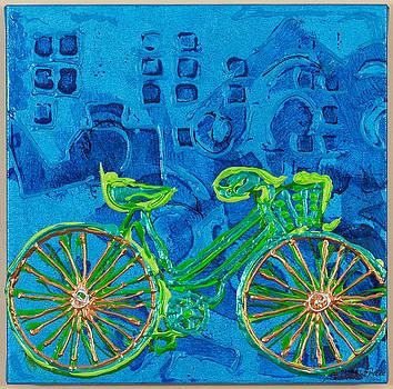 Cycle Green by Sheila McPhee